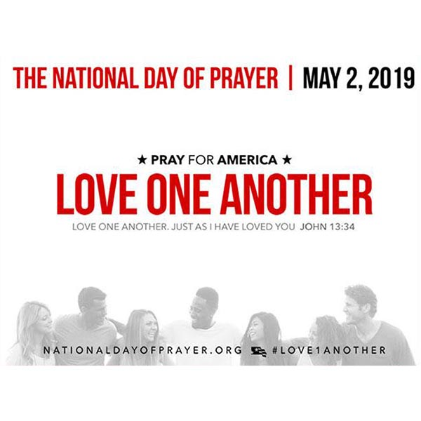 2019 National Day of Prayer logo