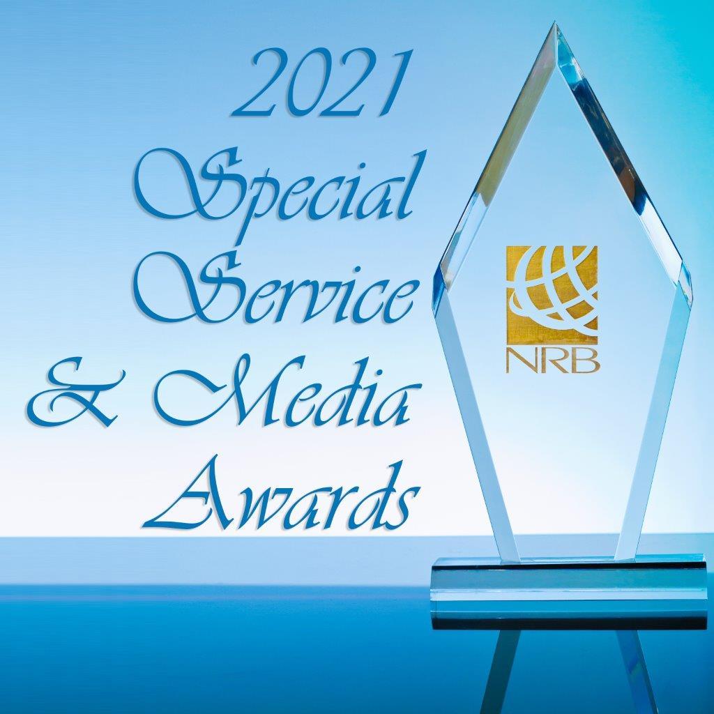 NRB 2021 Media Awards logo