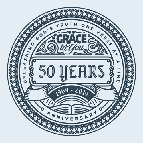 Grace To You 50th Anniversary