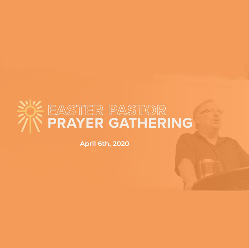 Easter Pastor Prayer Event