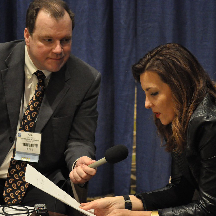 Interviews at NRB 2020