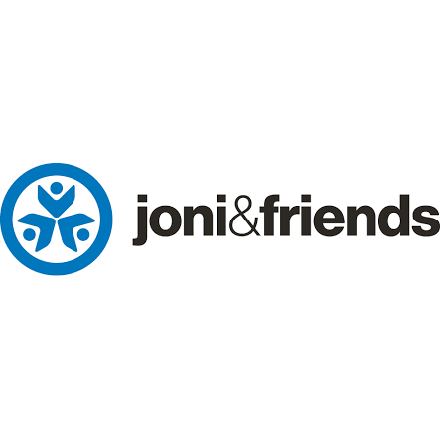 Joni and Friends new logo