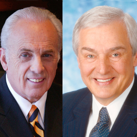 Troy Miller, NRB CEO; Dr. David Jeremiah, and Grace to You