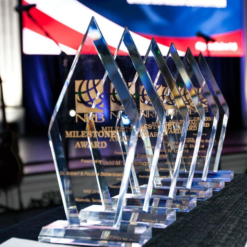 NRB Milestone Award