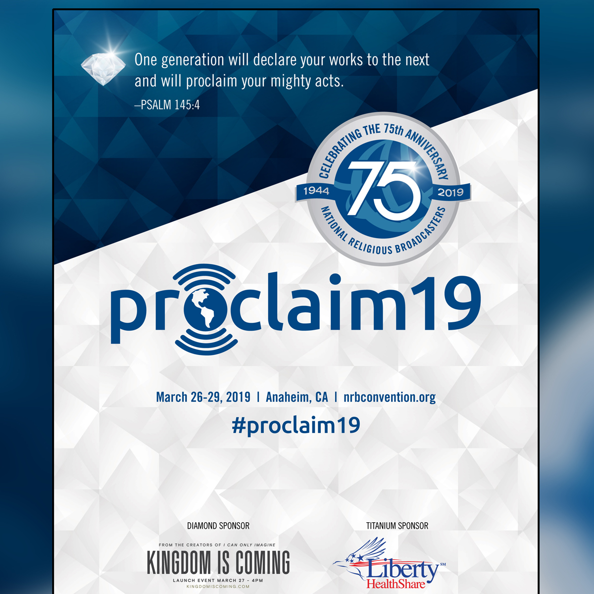 Proclaim 19 Program Book