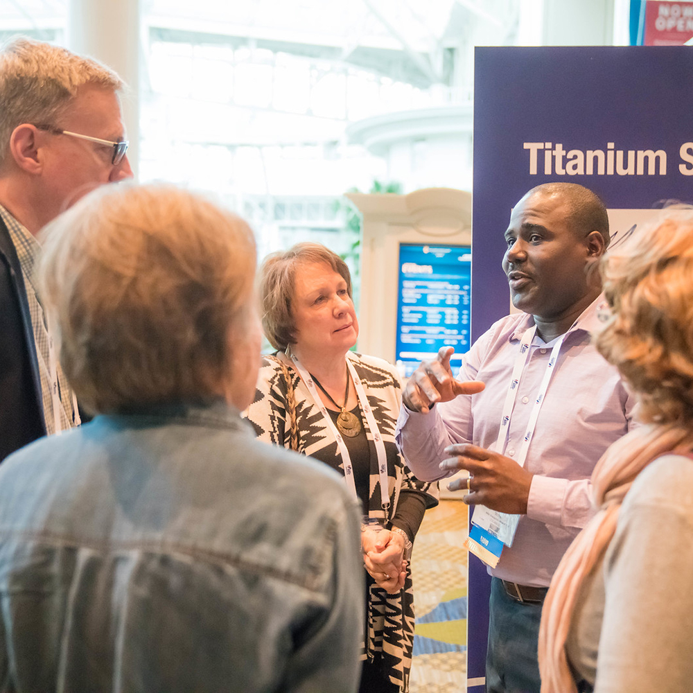 Networking at Proclaim 19