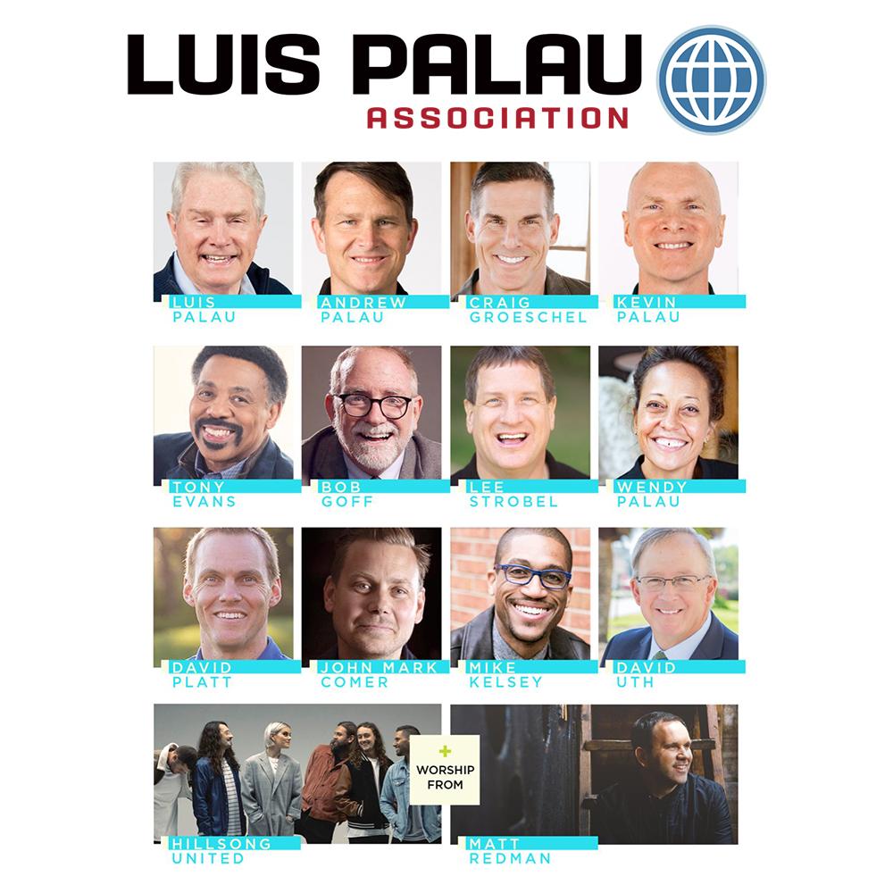 Luis Palau Event