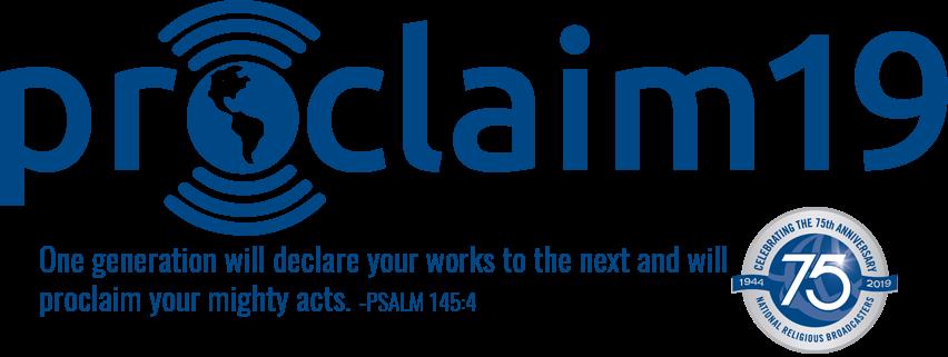 Proclaim 19 logo