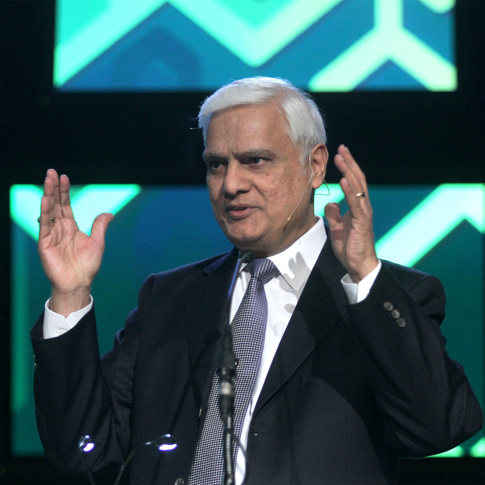 Ravi Zacharias speaking at NRB