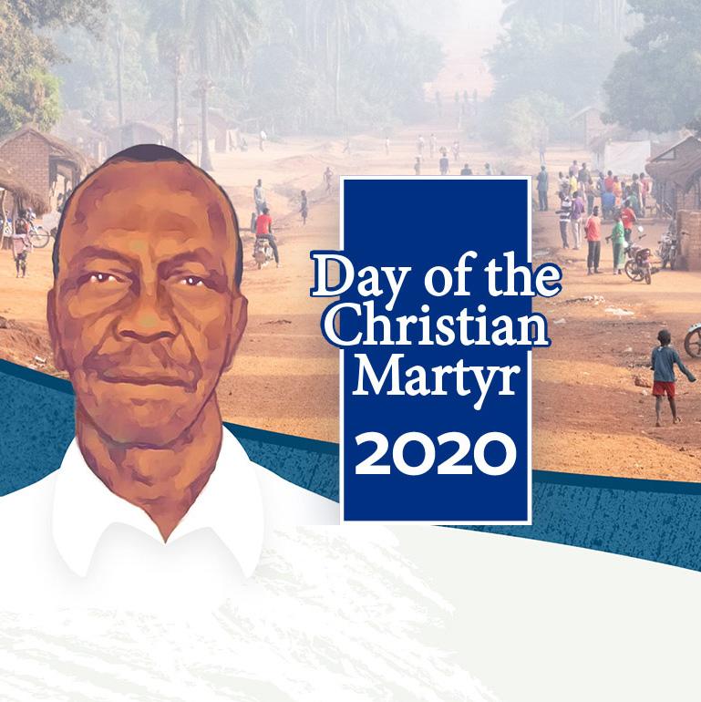 2020 Christian Martyr Day